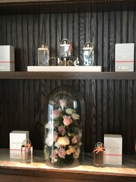fragrance displays