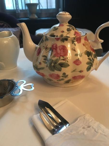 my pot of tea