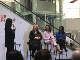 panel of influential women