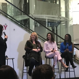 panel of influential women