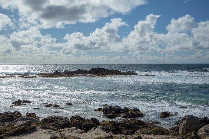 17 mile drive - view