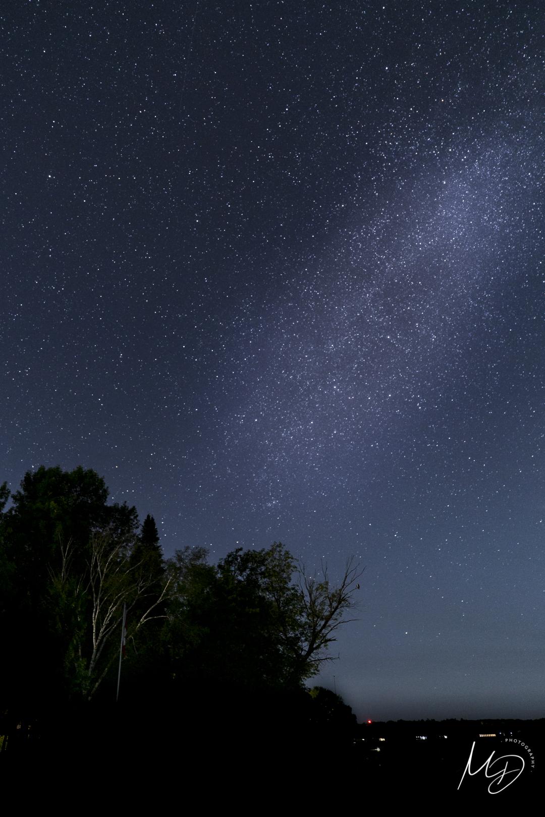 cottage july night sky-13